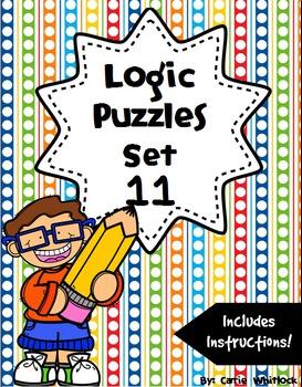 Logic Puzzles - Set 11