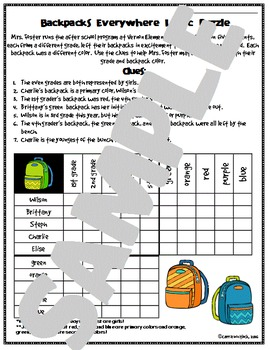 Logic Puzzles - Set 12