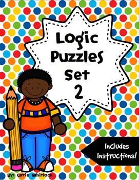 Logic Puzzles - Set 2