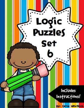 Logic Puzzles - Set 6