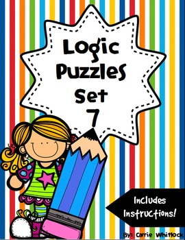 Logic Puzzles - Set 7