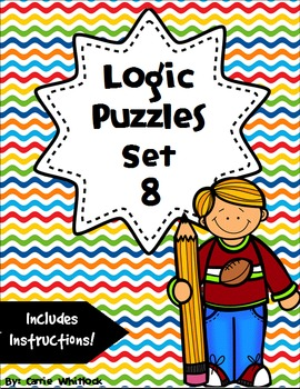 Logic Puzzles - Set 8