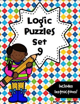 Logic Puzzles - Set 9
