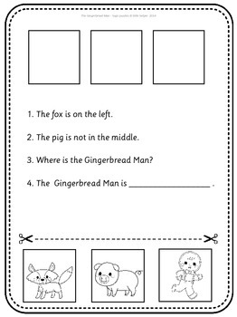 The Gingerbread Man  Logic Puzzles