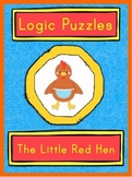 Logic Puzzles  The Little Red Hen
