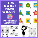 End of Year Activities for Middle School Bell Ringer Brain Teasers Logic Puzzles