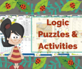 Logic Puzzles and Brain Teasers - Develop Logical Thinking in Kids