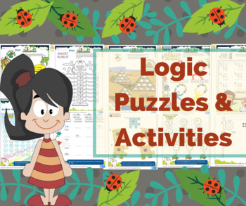 Logic Puzzles and Brain Teasers - Develop Logical Thinking