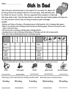 Logic Puzzles for Kids 2
