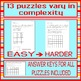 Logic Puzzles for Listening Comprehension for SLPs (Lower Level)