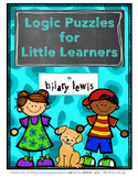 Logic Puzzles for Little Learners