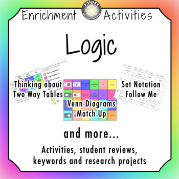 Logic Activities