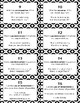 Logic Statement Task Cards
