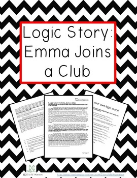 Logic Statements Activity