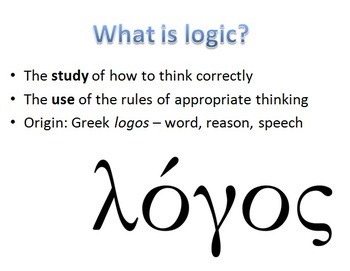 Logic: Types of Communication, Fact/Opinion, Premise/Concl
