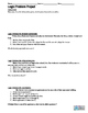 Logic and Reasoning Problem Project, Homework, Quiz, Extra