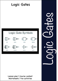 Logic gates for Computer Science