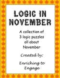 Logic in November