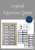 Logical Adjective Game