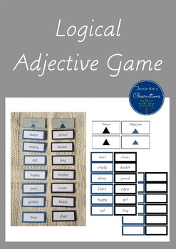 Logical Adjective Game