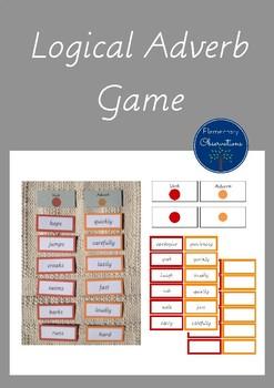 Logical Adverb Game