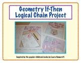 "Logical Chain Story Project (Conditional ""If-Then"" Statements)"