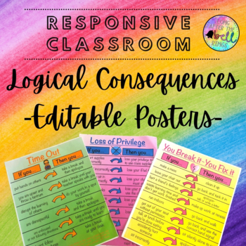 Logical Consequence Posters
