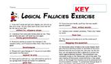 Logical Fallacies Exercises