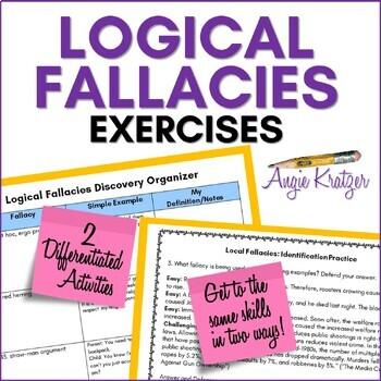 Logical Fallacies Identification Practice