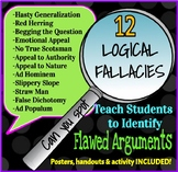 Logical Fallacies: Identifying 12 Flawed Arguments
