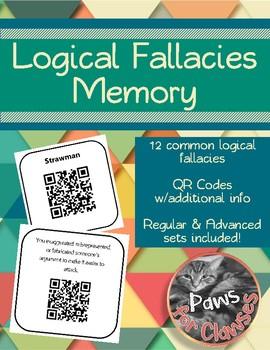 Logical Fallacies Memory