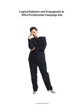 Media Literacy: Fallacies and Propaganda in 2016 Presidential Campaign Ads
