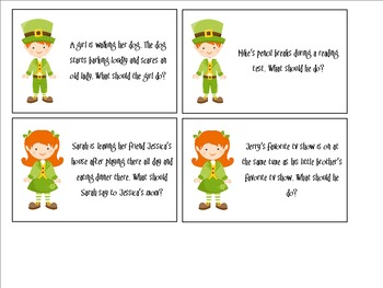 Logical Leprechauns - a game to work on problem solving