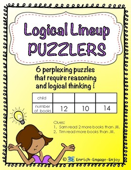 Logical Lineup Puzzlers