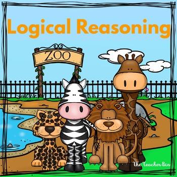 Kindergarten - Special Education -Logical Reasoning