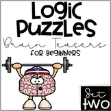 "Logical Reasoning Set 2 ""Brain Teaser"" Puzzles"