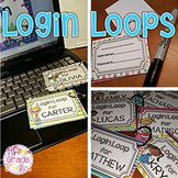 Login Loops - Kids & Colors Theme