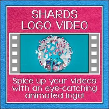 Logo Button 10 Shards Video Intro