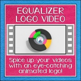 Logo Button 11 Equalizer Video Intro