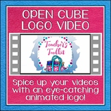 Logo Button 12 Cube Video Intro