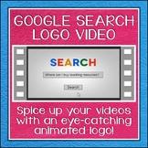 Logo Button 3 Google Search Video Intro