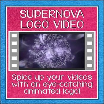 Logo Button 7 Supernova Video Intro
