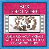 Logo Button 8 Box Video Intro