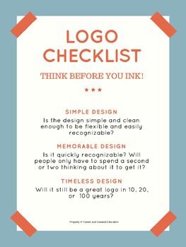 Logo Checklist Poster