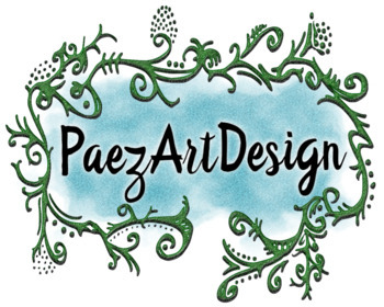 Logos & Buttons For Giving Credit {PaezArtDesign}