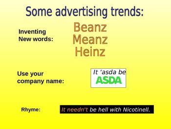 Logos & Slogans: Advertising Texts