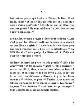 Loïc et le Labyrinthe de Livres