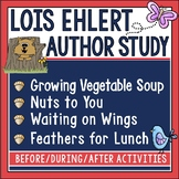 Lois Ehlert Author Study Bundle