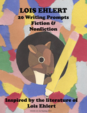 Lois Ehlert Fiction and Nonfiction Writing Journal Prompts! (CCSS Aligned)