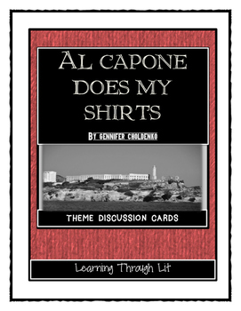 AL CAPONE DOES MY SHIRTS Gennifer Choldenko - THEME Discus
